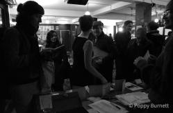 Rebecca Bastoli album launch © Poppy Burnett-02