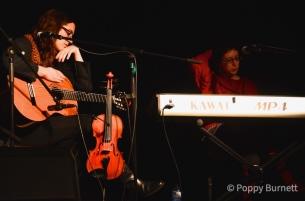 Rebecca Bastoli album launch © Poppy Burnett-07